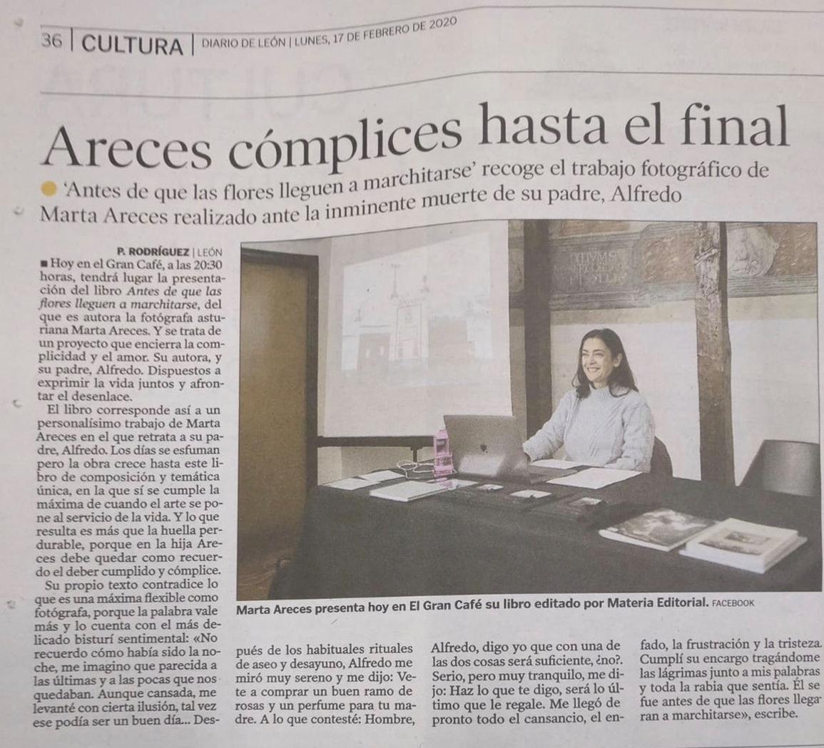 Presentación Libro en León